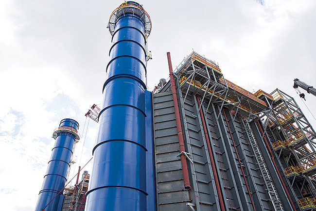 Cleaning up: Duke is on the verge of replacing two coal plants with a natural gas plant