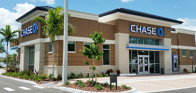 JPMorgan Chase to Add 35 Branches in Florida in Next Three Years