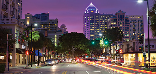 Mirroring Florida's Growth: Greenberg Traurig Serves Needs of Regional and Global Businesses