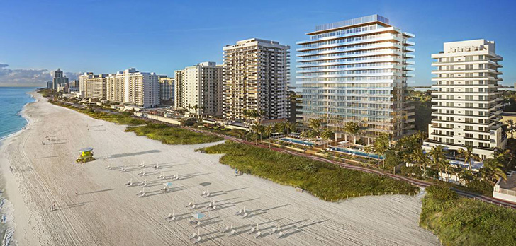 There's a surplus of luxury condos in Miami, but three more developers are building anyway