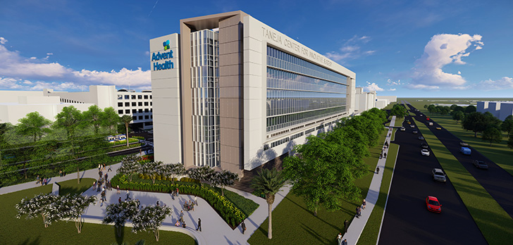 Florida Hospital Tampa Launches Largest Surgical Expansion