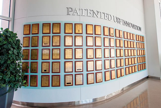 USF Patents