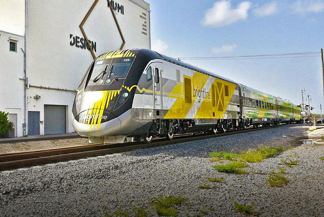 Brightline forms strategic partnership with Virgin Group