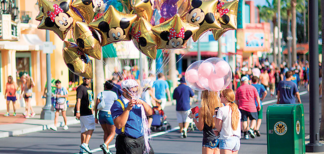 Setting the pace: New Disney contract raises wages to $15 an hour
