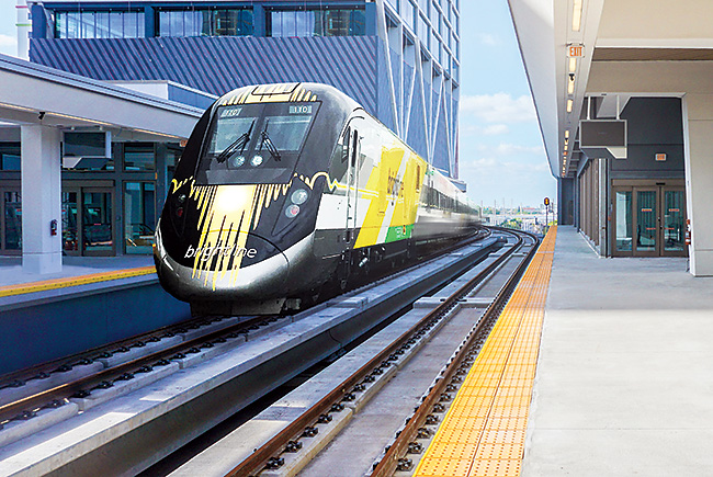 Floridian of the Year: Brightline