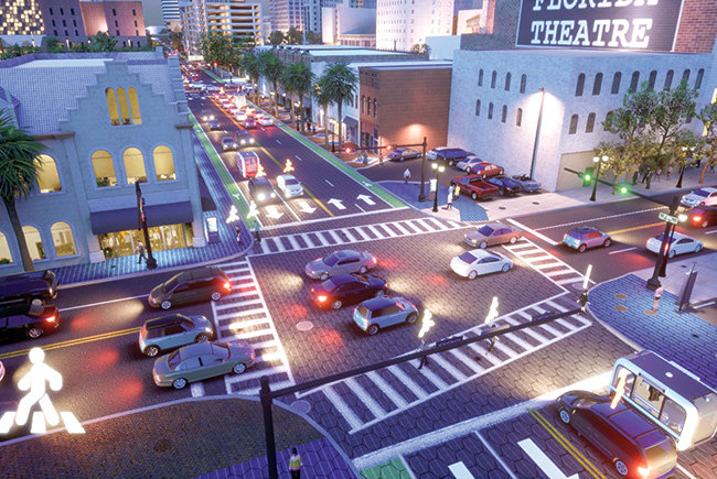 High-Tech Corridor: Jacksonville aims to create an innovative 'Main Street'