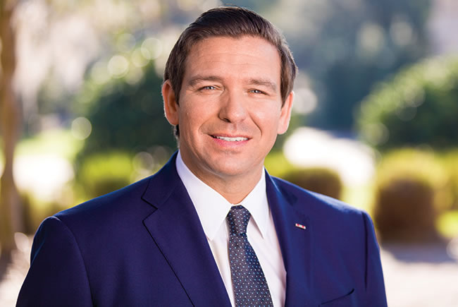 Florida's New Governor, Ron DeSantis