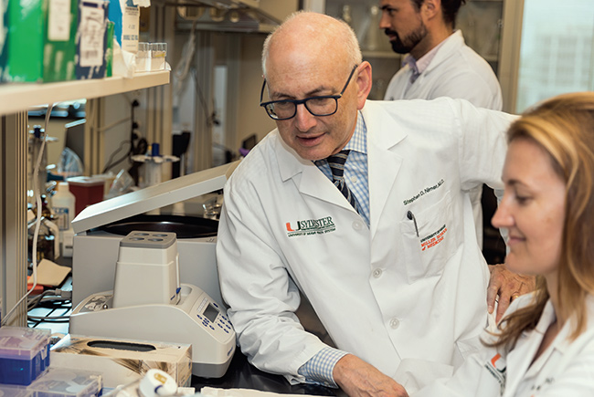 Sylvester: New Approaches to Battling Cancer