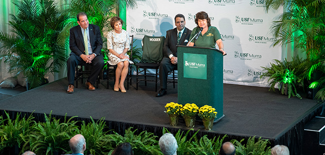 USF Receives $5 Million Gift for Newly-Named Center for Supply Chain Management & Sustainability