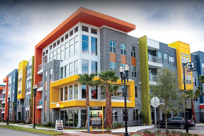 Florida urban real estate and gentrification