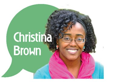 Christina Brown