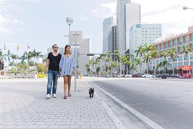 Miami stroll