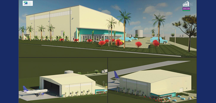 Reaching New Heights: New MRO Hangar at Treasure Coast International Airport