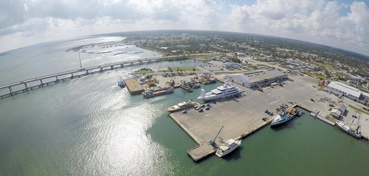 Port of Fort Pierce targets megayacht industry