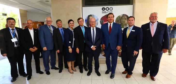 Israeli, Florida universities agree to work together