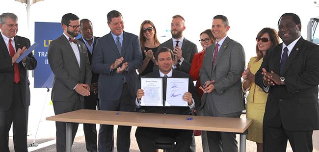 Governor Ron DeSantis Signs CS/HB 311: Autonomous Vehicles