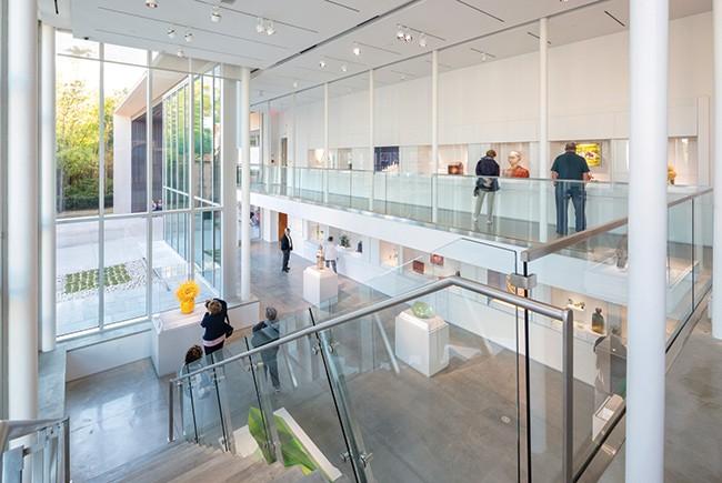 Kotler-Coville GlassPavilion