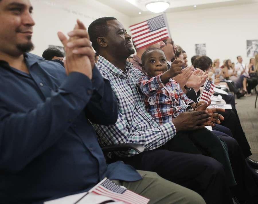 Florida's under-70 population now majority-minority