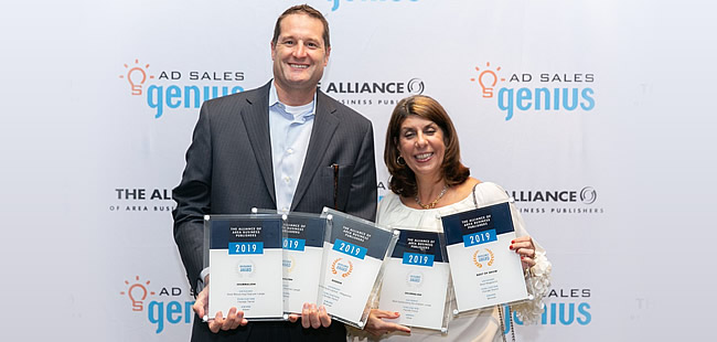 Florida Trend receives five 'Editorial Excellence' honors from the Alliance of Area Business Publishers