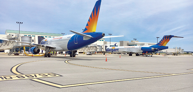Northwest Florida's four major airports see influx of travelers