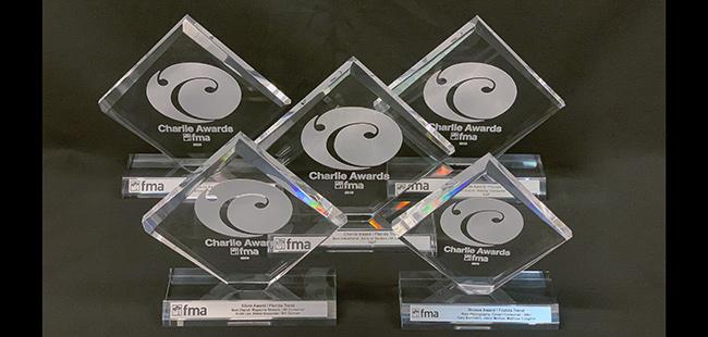 Florida Trend wins 5 'Charlie Awards' from the Florida Magazine Association