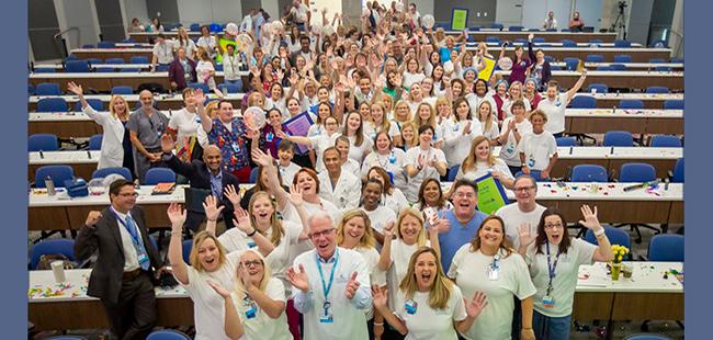 Johns Hopkins All Children's Hospital Earns Nursing Excellence Recognition