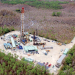 Oil drilling in the Everglades