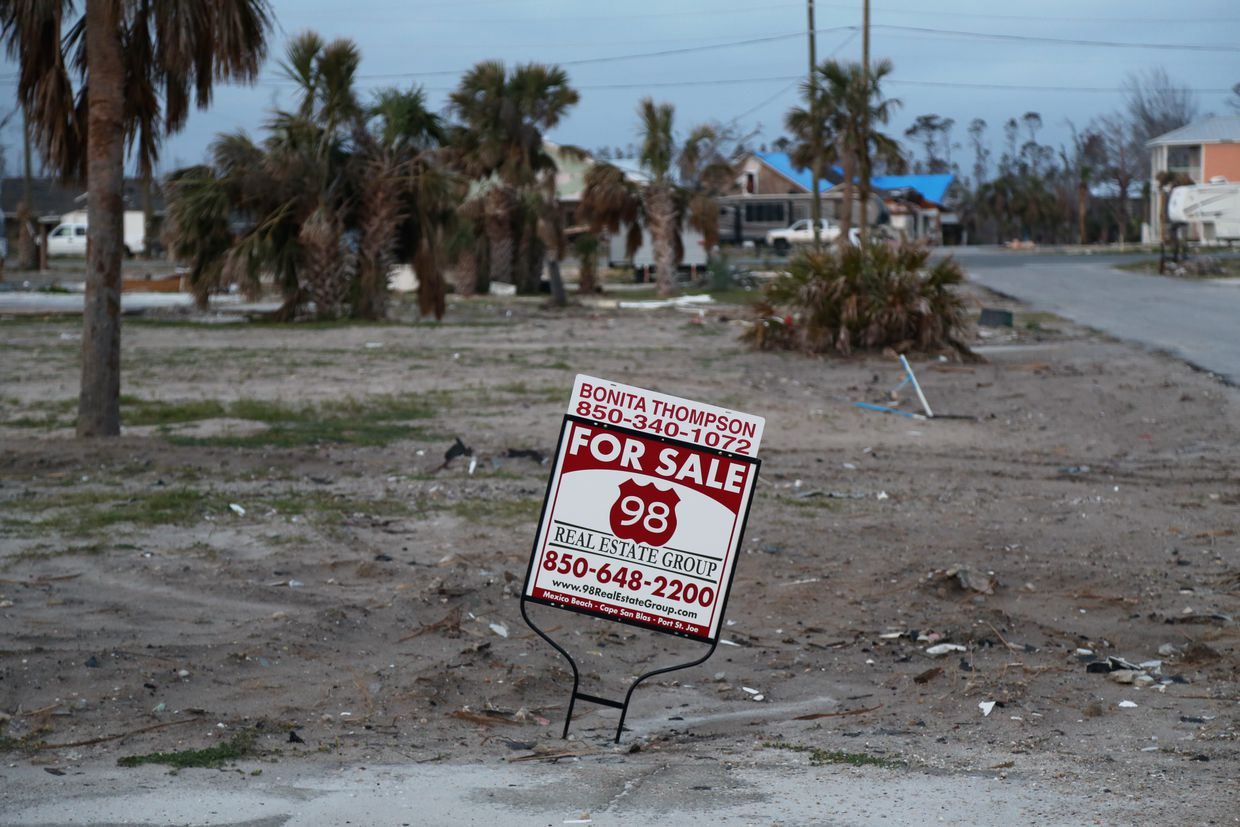 Hurricane Michael one year later: Housing crunch still a major obstacle