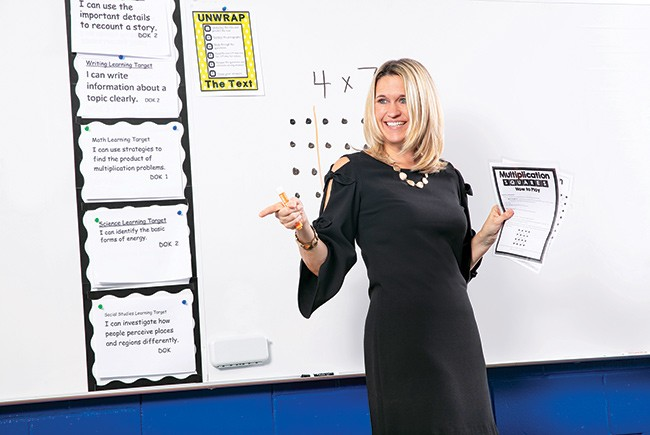 Florida Trend's Floridian of the year is the Florida teacher