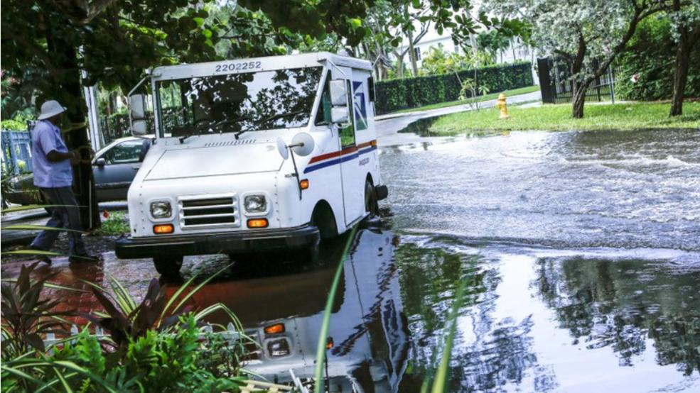 Flooding risks could devalue Florida real estate