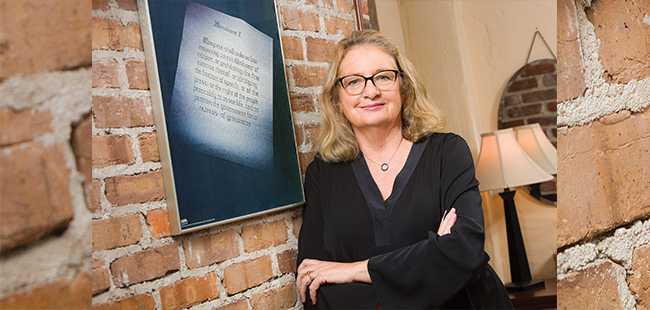 Florida Icon Barbara Petersen