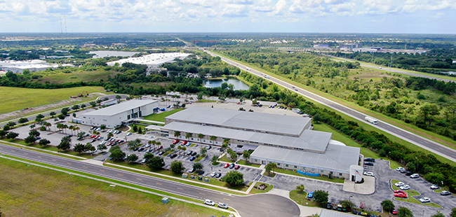 Tervis puts 118k sf campus on market as result of coronavirus