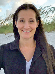 Christina W. Kelcourse, founder/executive director, North Florida Green Chamber