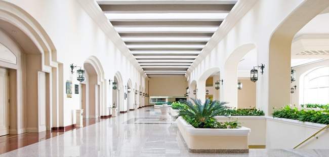 The Florida Green Lodging Program is helping hotels go green