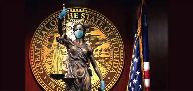 COVID-19 may stall Florida Bar's push for a statewide business court system