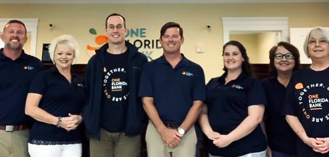 We're a Florida-based bank dedicated to relationship-based banking