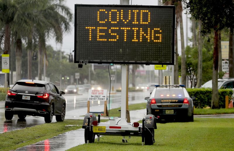 The burden of a positive COVID-19 test result has some Floridians 'test shopping' for a negative