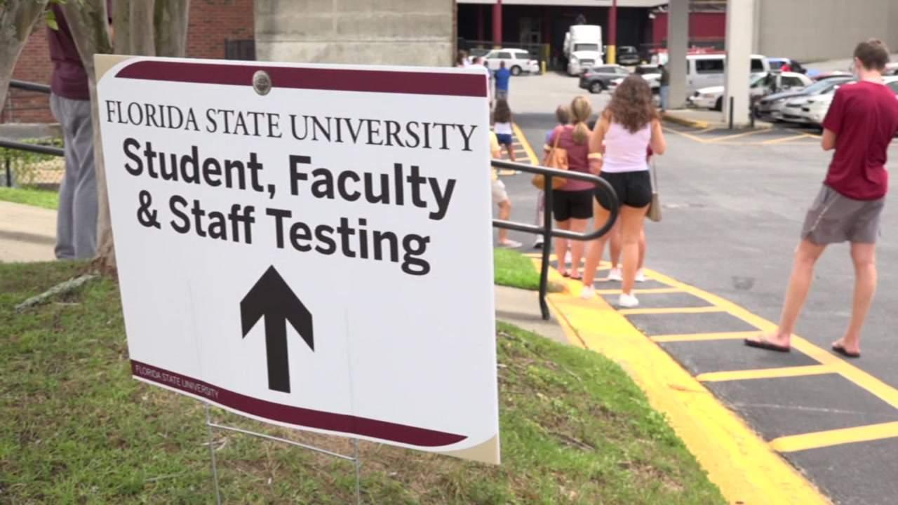 Florida universities try to stem coronavirus cases