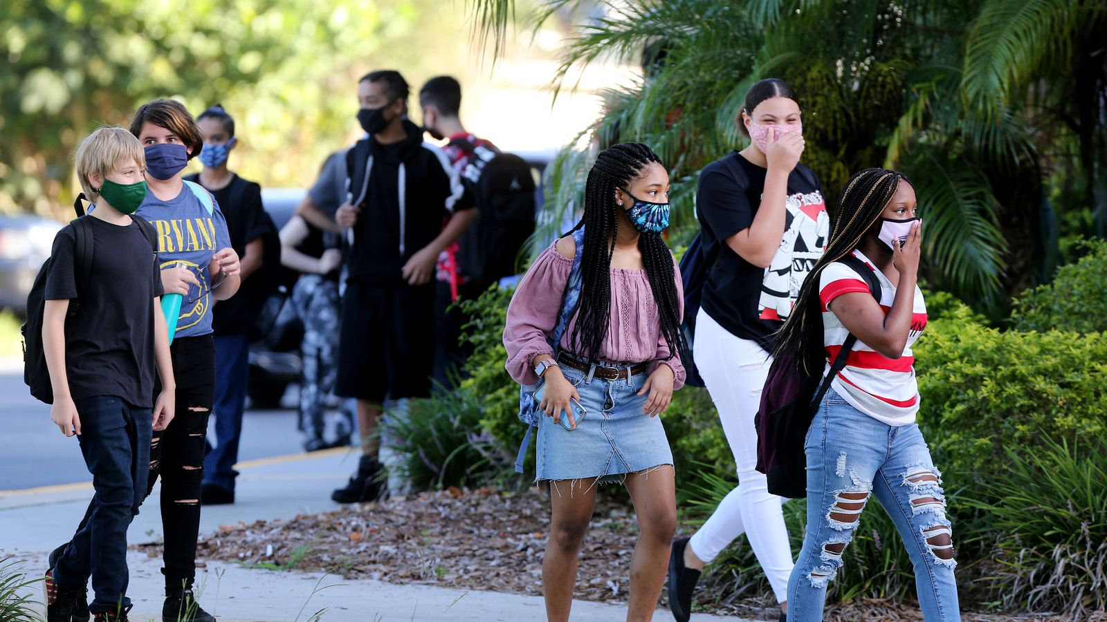 Sides hope for quick decision in Florida school reopening lawsuit