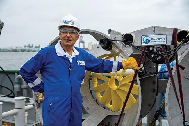 OceanBased Perpetual Energy