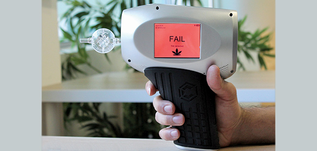 UF startup Cannabix working on a 'pot breathalyzer'