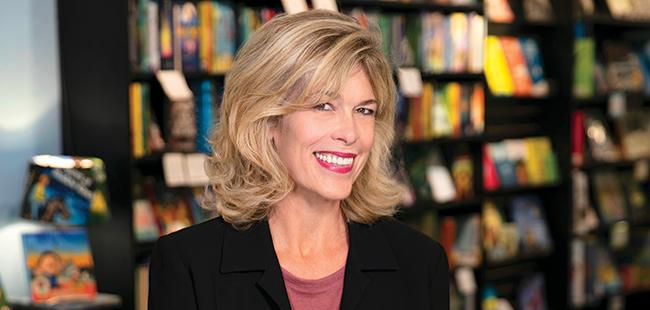 Former political consultant Sally Bradshaw