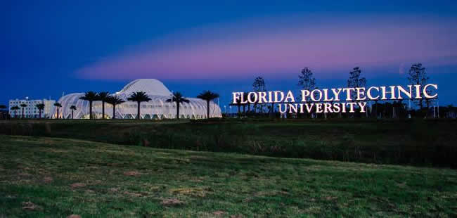 Florida Poly launches state's first undergraduate health engineering program