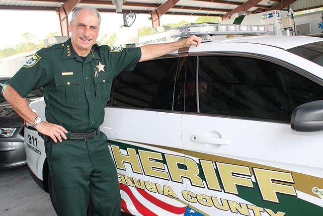 Sheriff Mike Chitwood