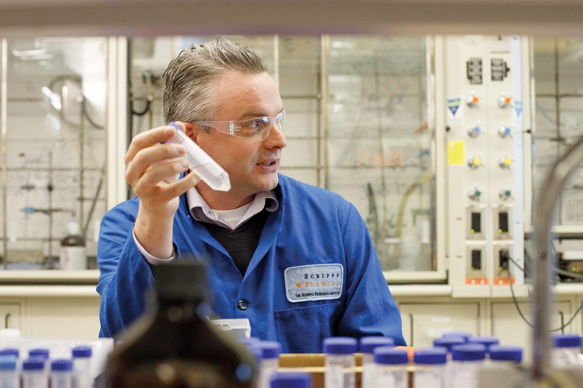 Scripps Research Florida's promising approach