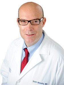 Dr. Scott Silvestry, surgical director for thoracic transplant, AdventHealth Transplant Institute