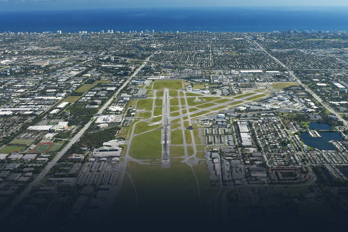 Fort Lauderdale Executive Airport: Where Business Takes Off