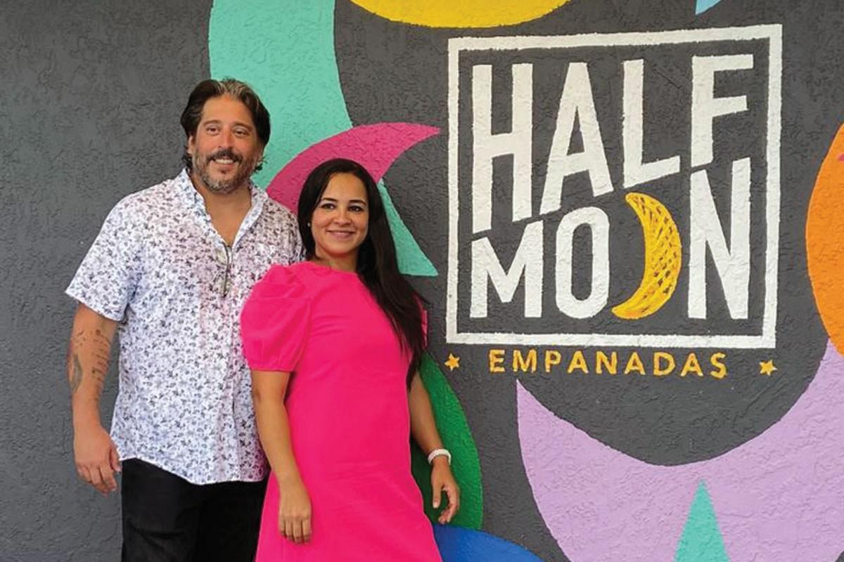 Half Moon Empanadas