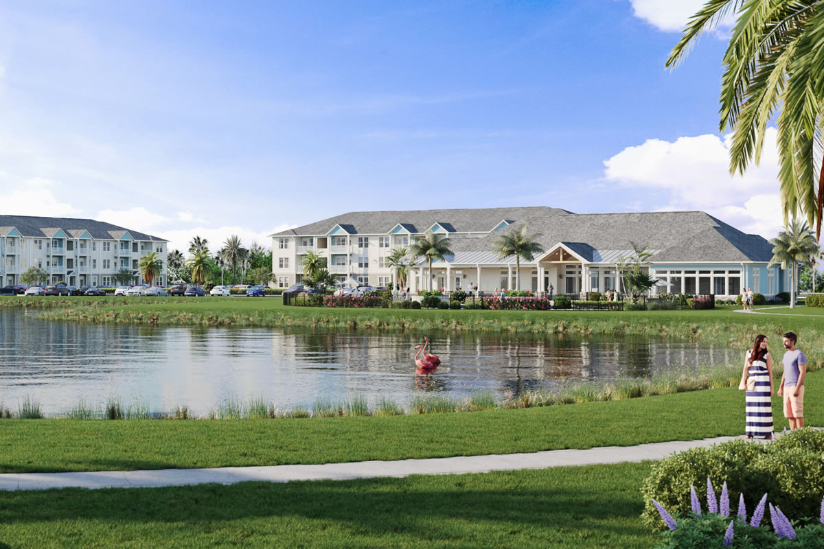Waypoint Residential Acquires Land for Five Development Projects in Florida and Texas