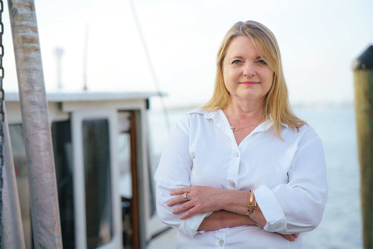 Karen Bell is a Florida Icon
